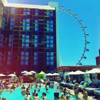 Pool Party at The LINQ