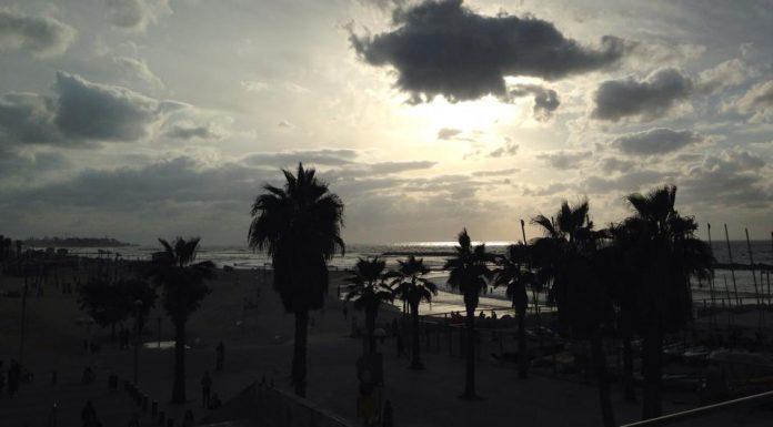 Beach in Tel Aviv