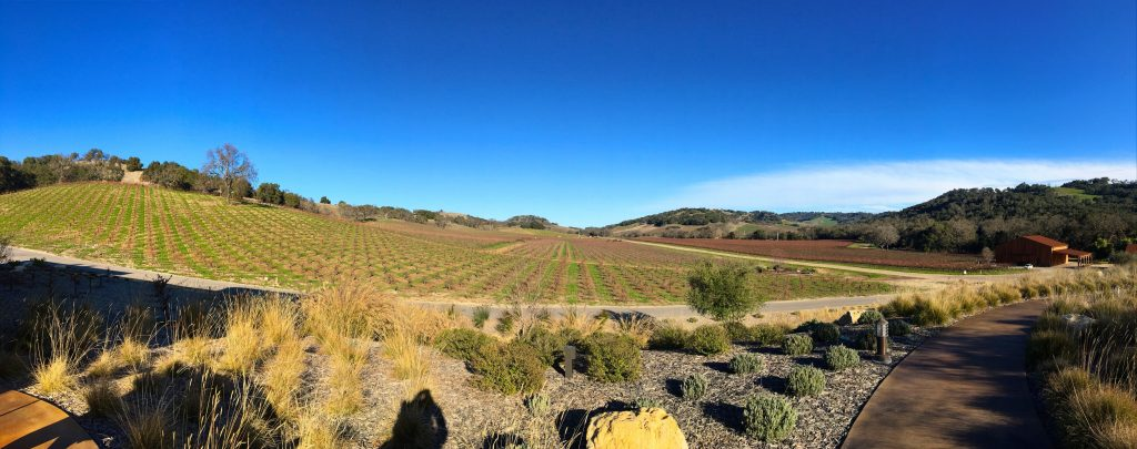 Halter Ranch Winery, Paso Robles