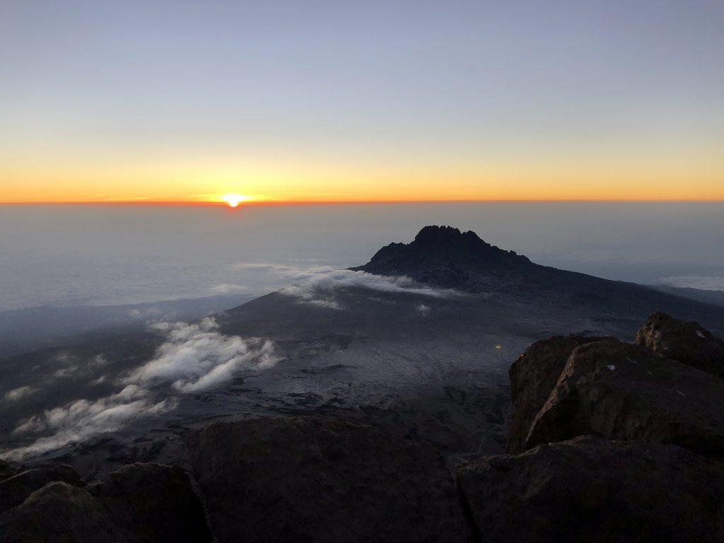 Mawenzi Peak, Kilimanjaro